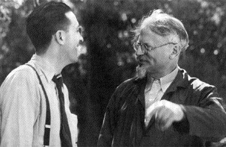 Farrell Dobbs and Trotsky